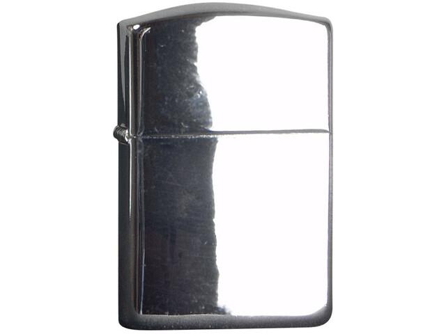 Zippo Benzin ligther poleret, chrome poliert